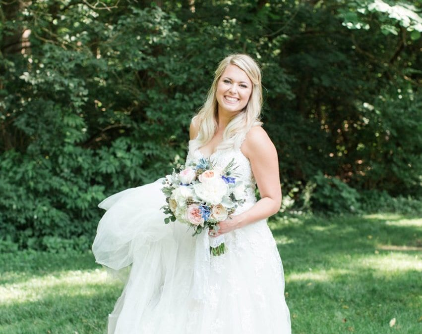 Real Weddings Indianapolis Featuring Sophia's Bridal