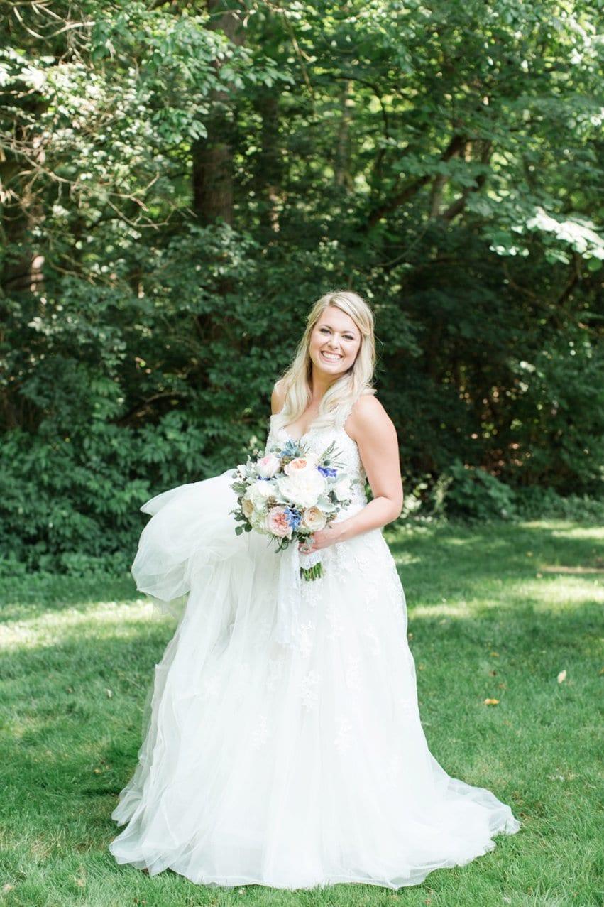 Real Weddings Indianapolis Featuring Sophia\'s Bridal - Designer ...
