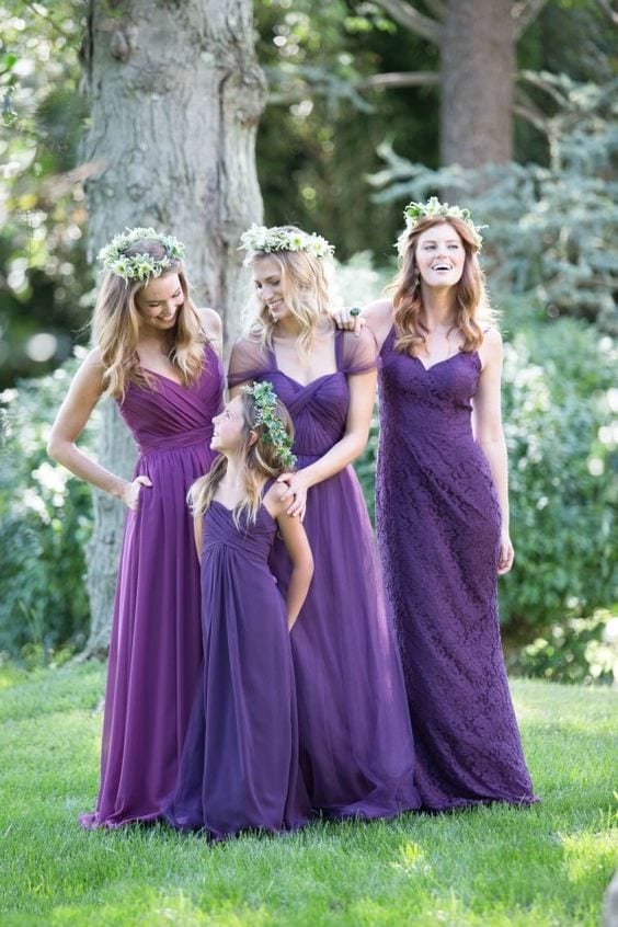 Bride   Dressing Your Bridal Party
