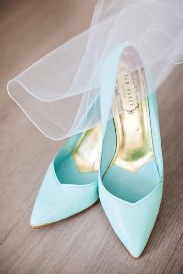 Bride | Something Blue