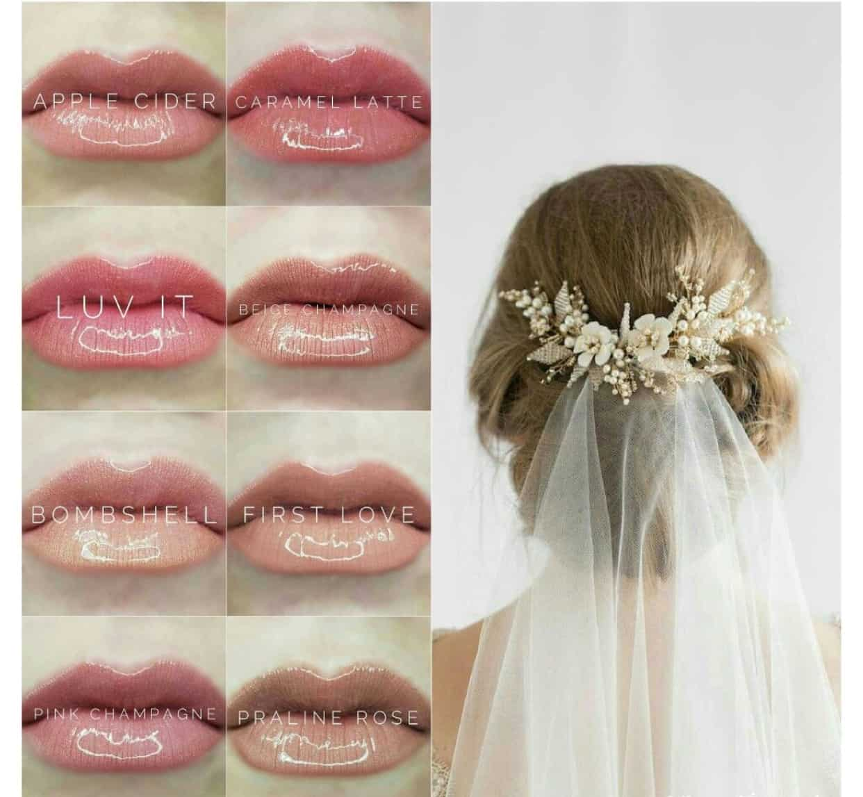 Brides – get your perfect LIPS!