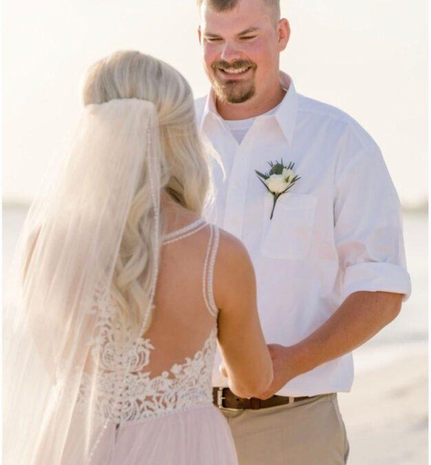 Real Bride | Ashley + Dustin