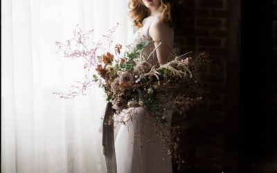 WINTER WEDDING | STYLED SHOOT
