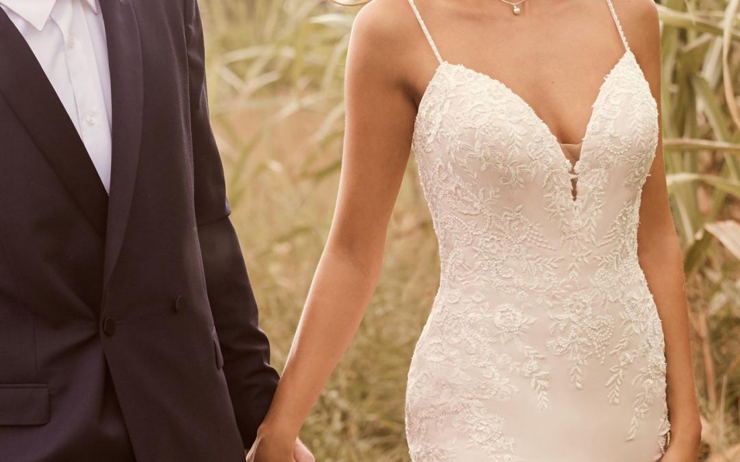 Rebecca Ingram Style Aubrey 21RN395 Wedding Dress