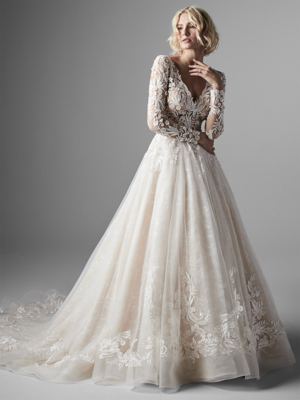 maggie sottero Sottero and Midgley Zander