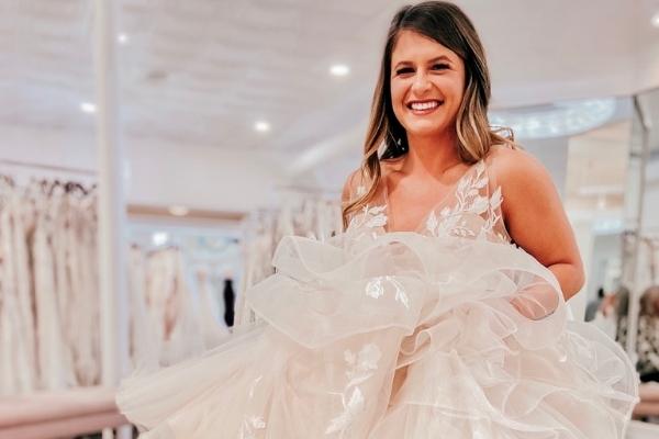 Wedding dress Trunk Show