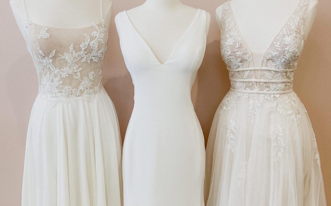 Wedding Dress Style Cheat Sheet