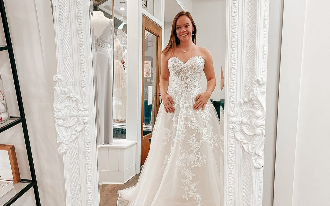 Wedding Dress Shopping Do's & Don'ts