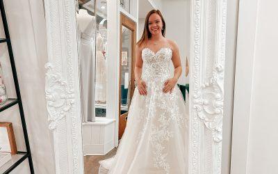 Wedding Dress Shopping Do's & Don'ts