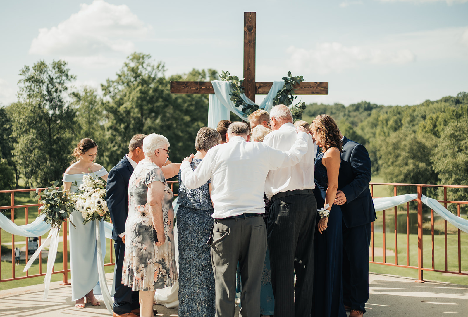 wedding prayers on a wedding day