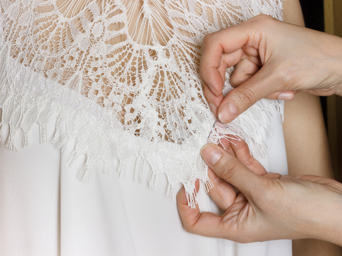 tips from our seamstress before alterations