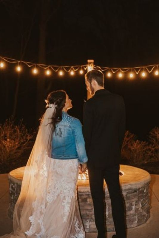the wedding send-off