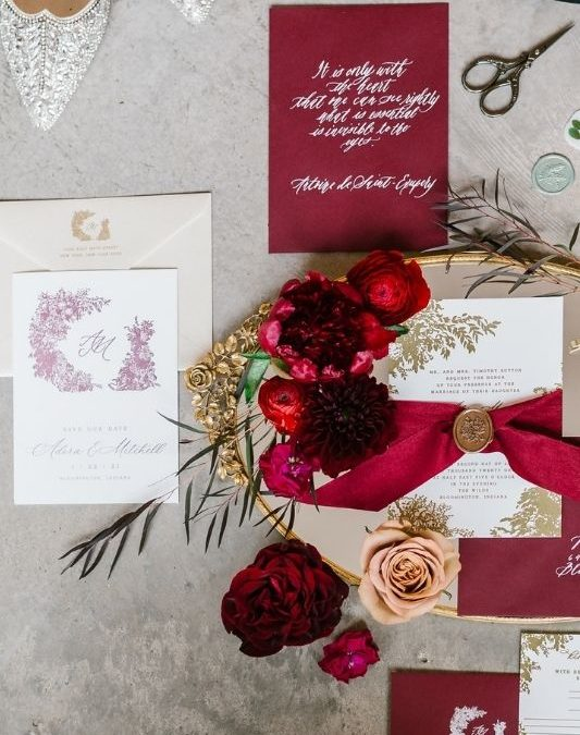The Pros & Cons of Digital vs. Traditional Wedding Invitations